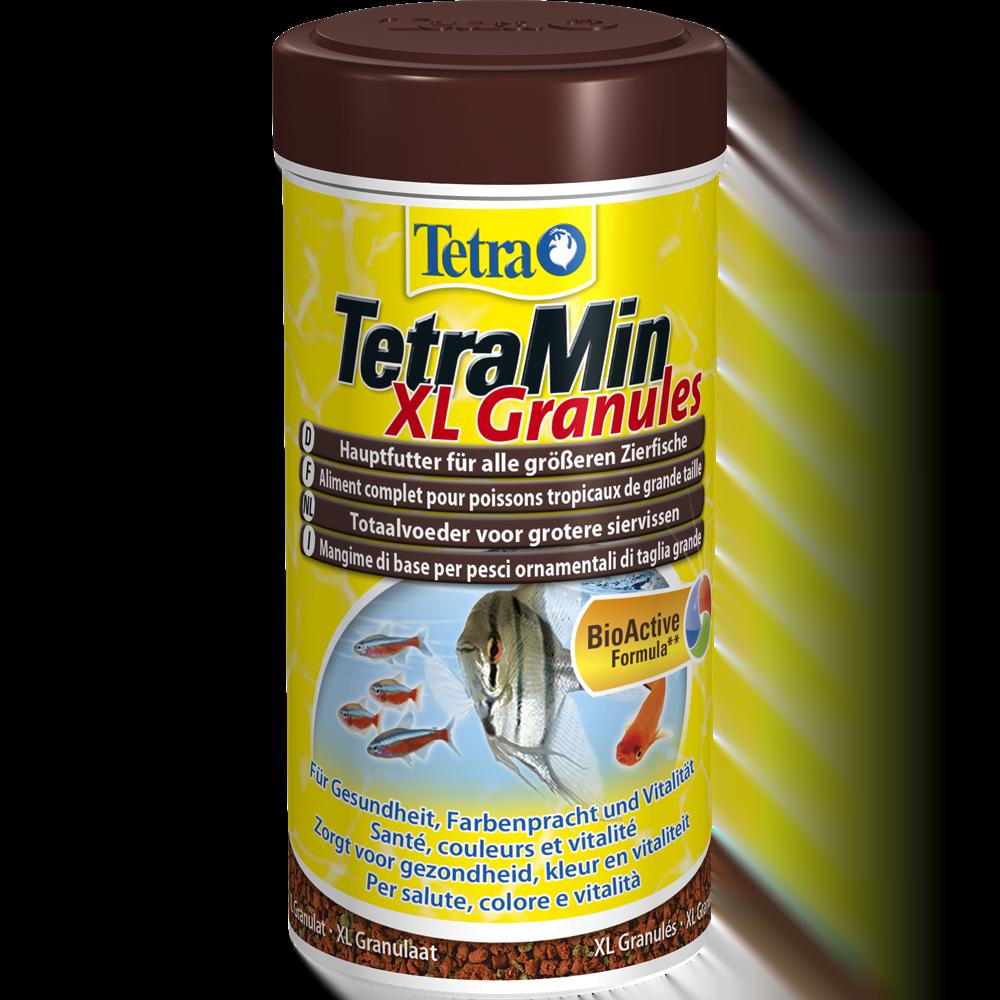 Tetramin Granules XL Bio-active 250ml
