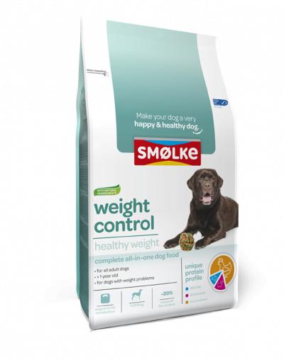 Smolke Hond Weight Control 12kg