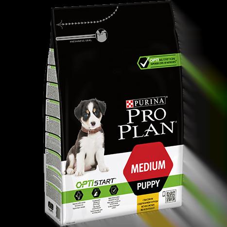 Proplan Medium Breed Puppy Kip 3kg