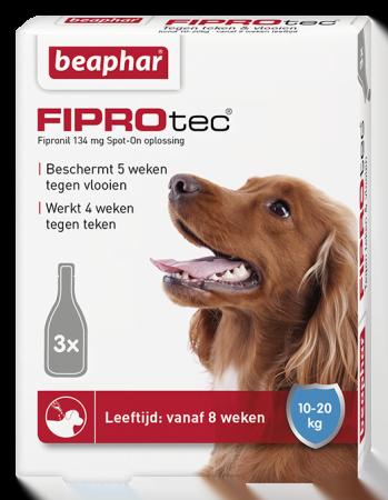 Bea Fiprodog 10-20kg 3 Pip.