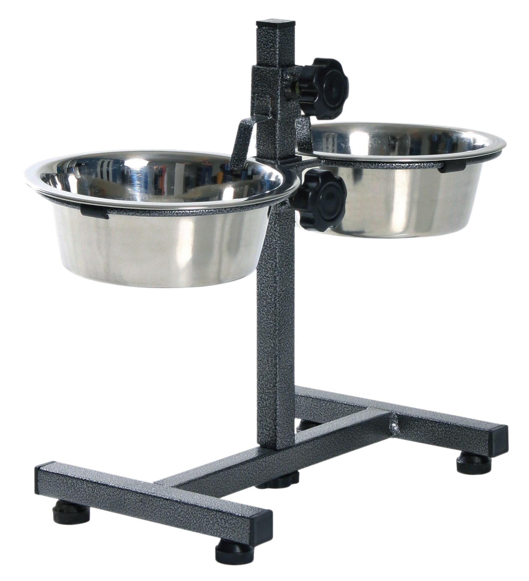 Hondenstandaard/2 Bakken 15cm -H-model-