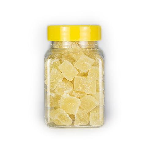 Ananas blokjes