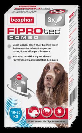 Bea Fiprodog 10-20kg 3 Pip. Combo