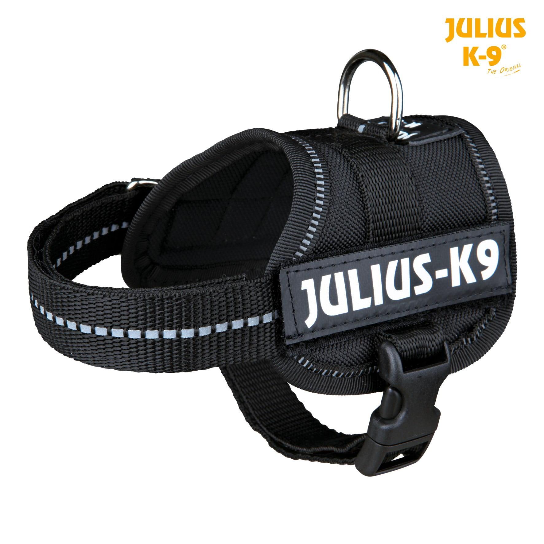 Julius K9 Power Harnas XS-S 33-45cm Zwart