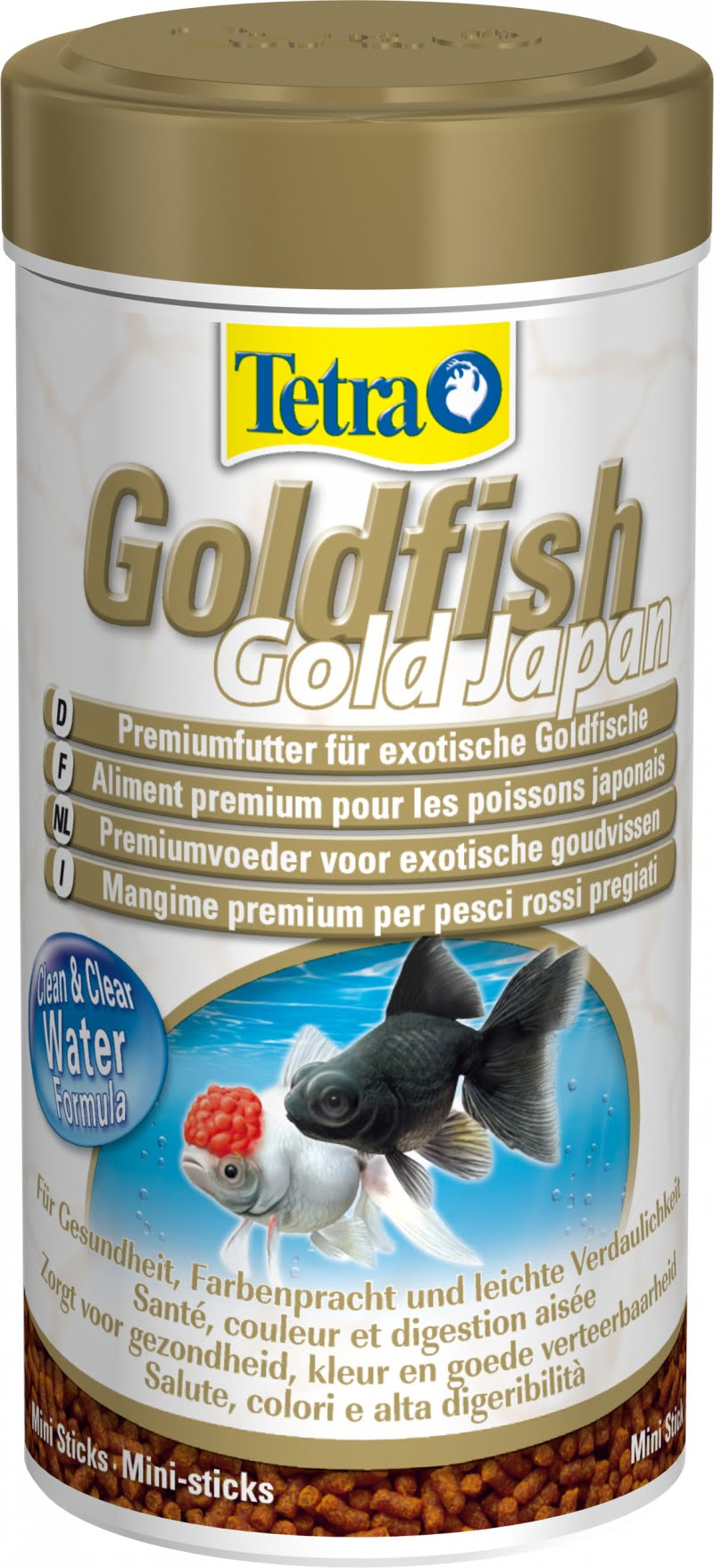 Tetra Goldfish Gold Japan 100ml