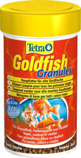 Tetra Goldfish Granulaat 100ml
