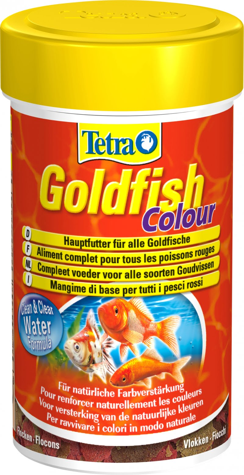 Tetra Goldfish Colour Vlokken 100ml