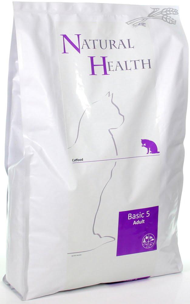 Natural Health Cat Basic 7,5kg