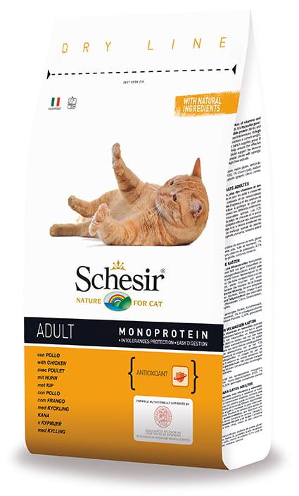 Schesir Kat Maintenance Kip 10kg