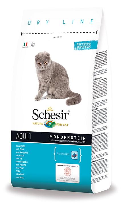 Schesir Kat Maintenance Vis 10kg