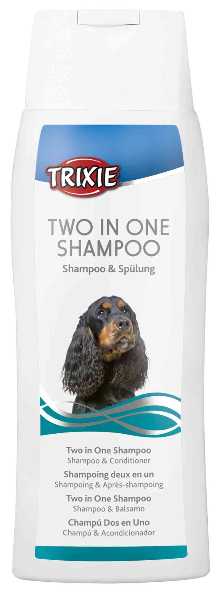 Trixie Shampoo 2 in 1 250 ml