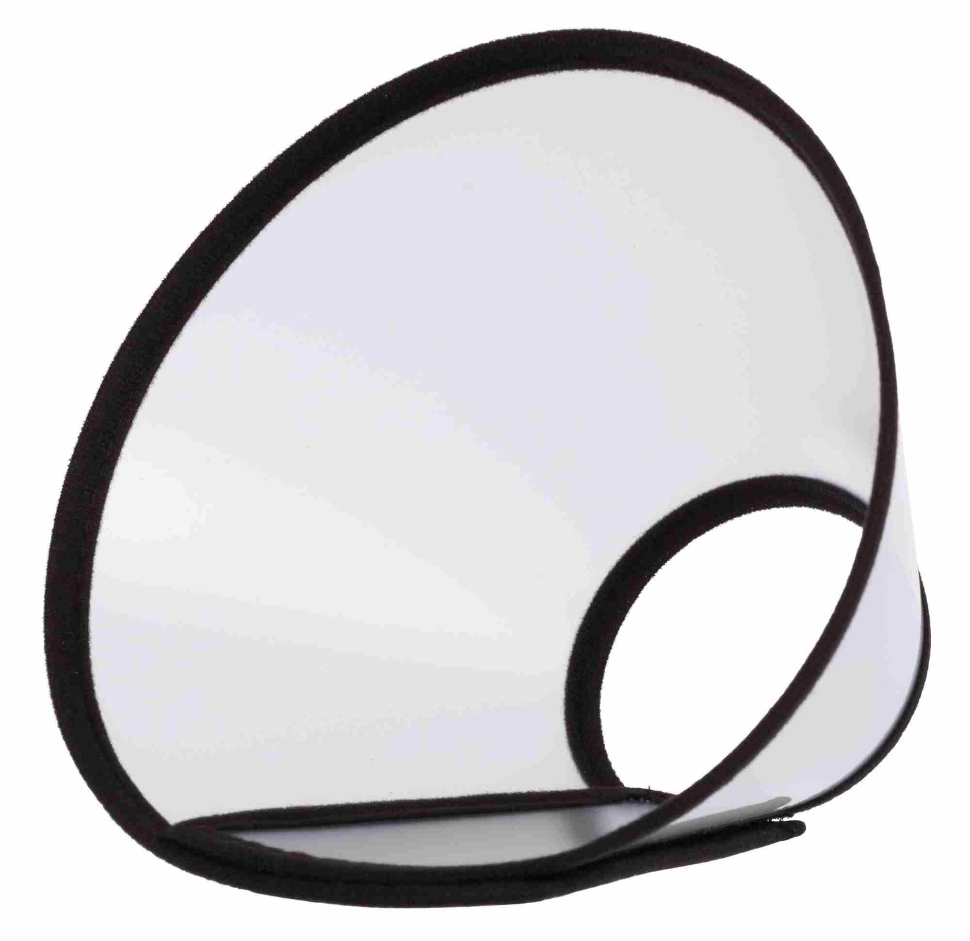 Bescherm kraag met klittenband xl 50-58cm/28cm