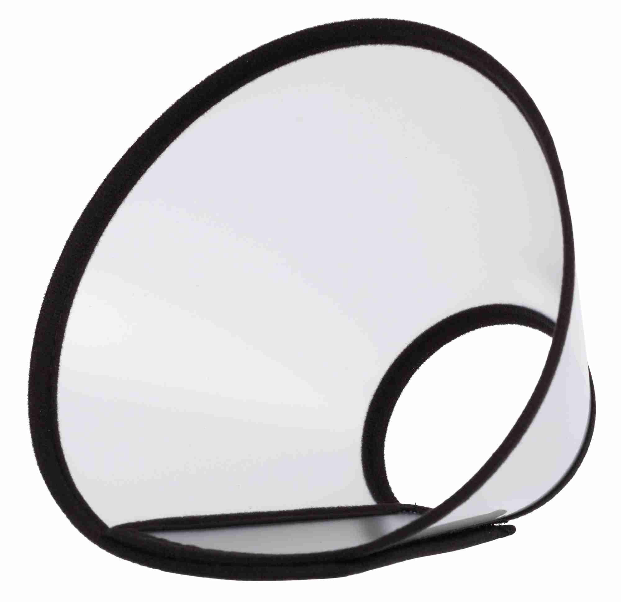 Bescherm kraag met klittenband xs 18-23cm/8cm