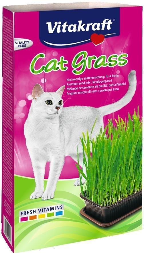 Vitakraft Cat Kattengras 120gr