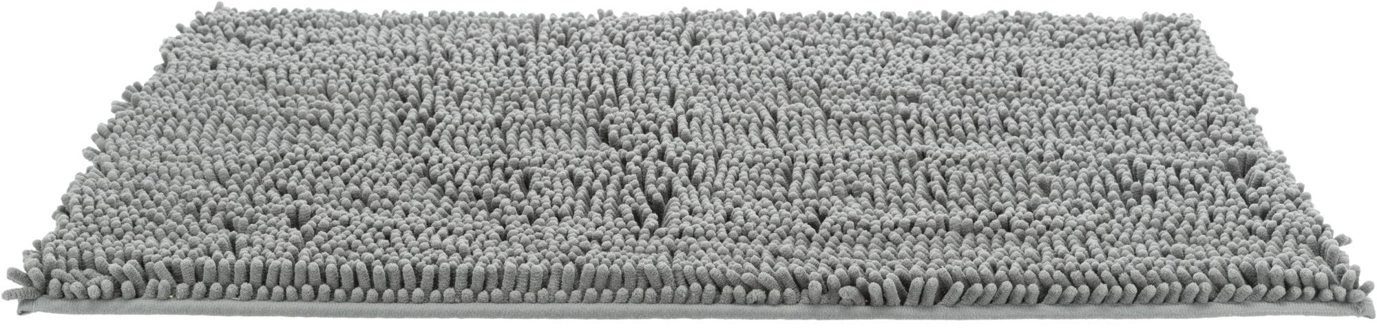Trixie Schoonloopmat, 100 x 70 cm, grijs