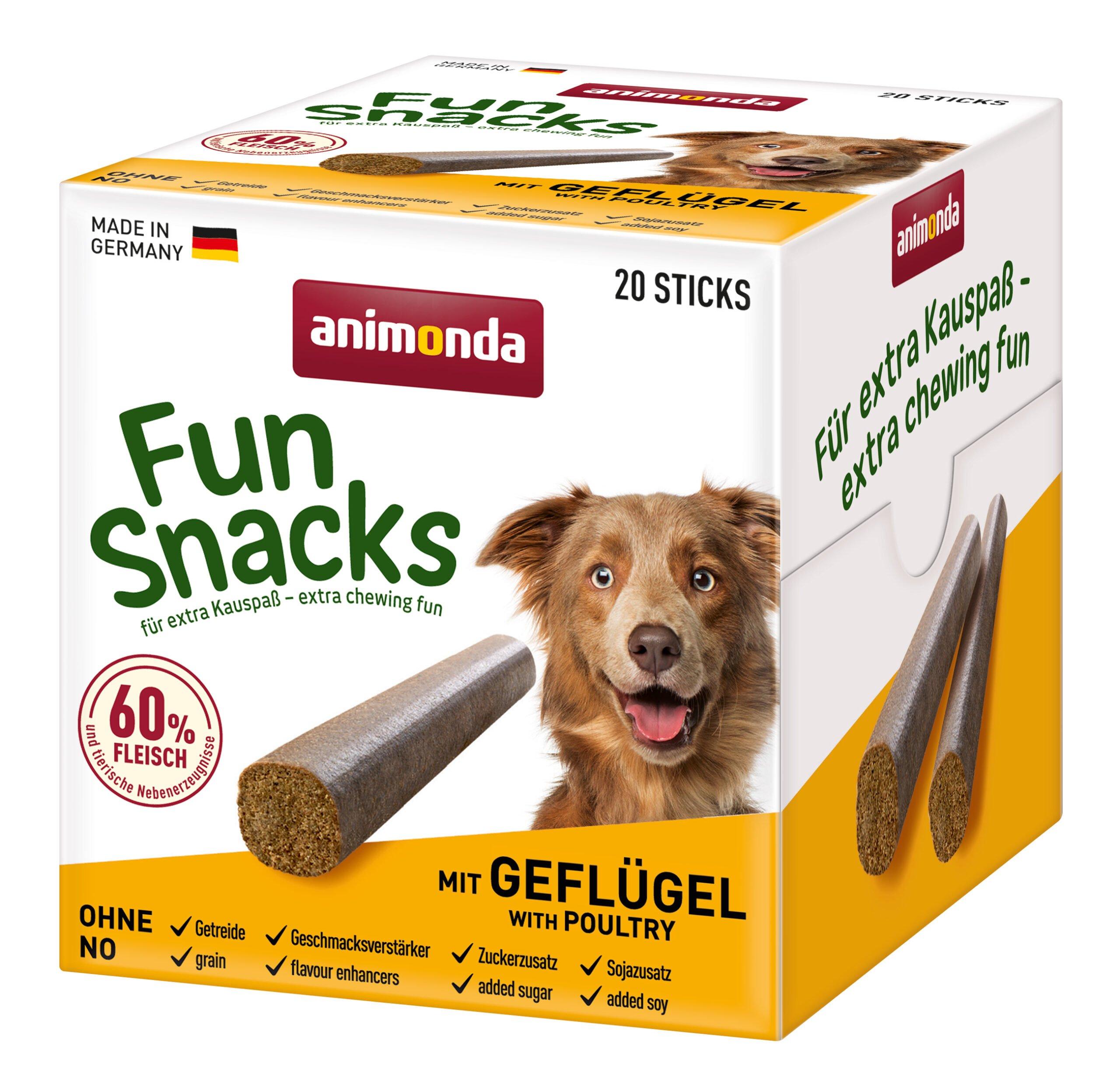 Fun Snacks Kip