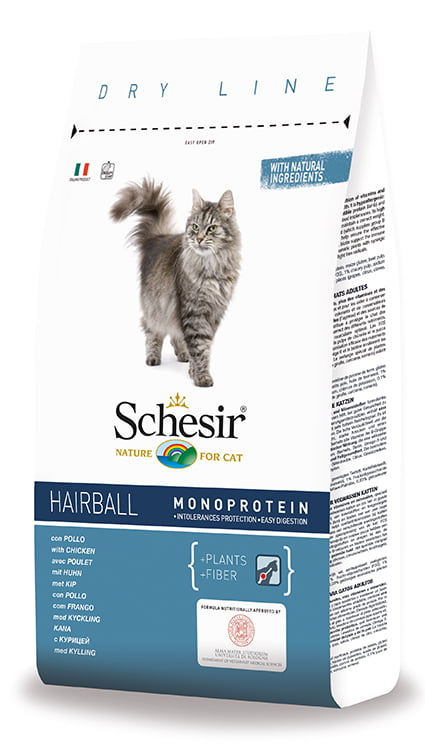 Schesir Kat Hairball 1.5kg