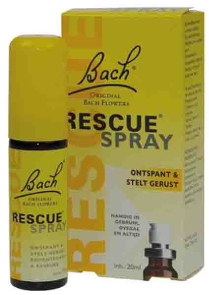 Bach Rescue Spray 20ml.