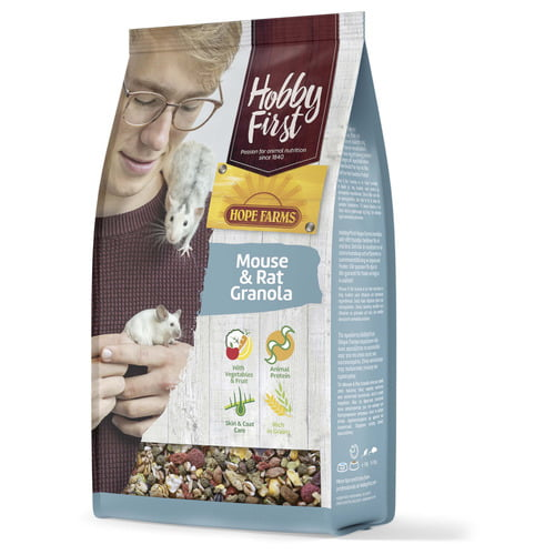 HobbyFirst Hope Farms Mouse/Rat Granola 0.85kg
