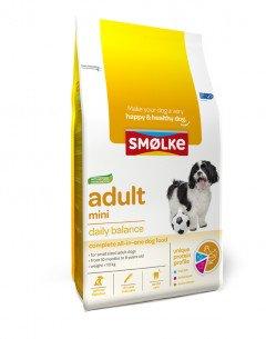 Smolke Hond Adult Mini 3kg