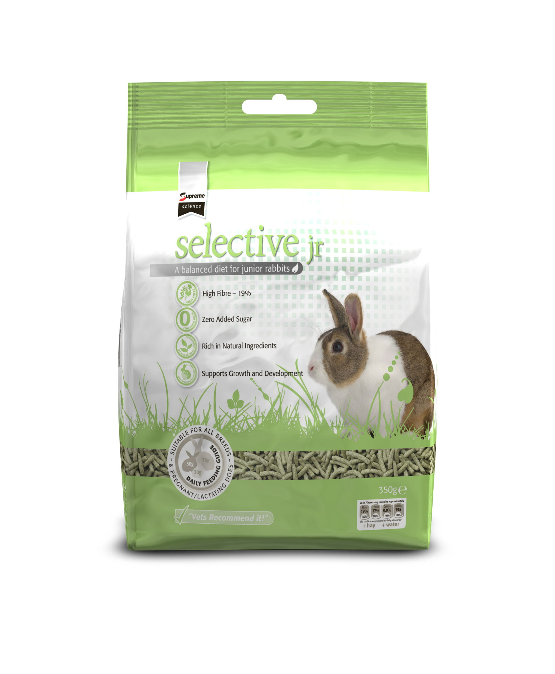 Supreme Selective Rabbit Junior  1.5kg