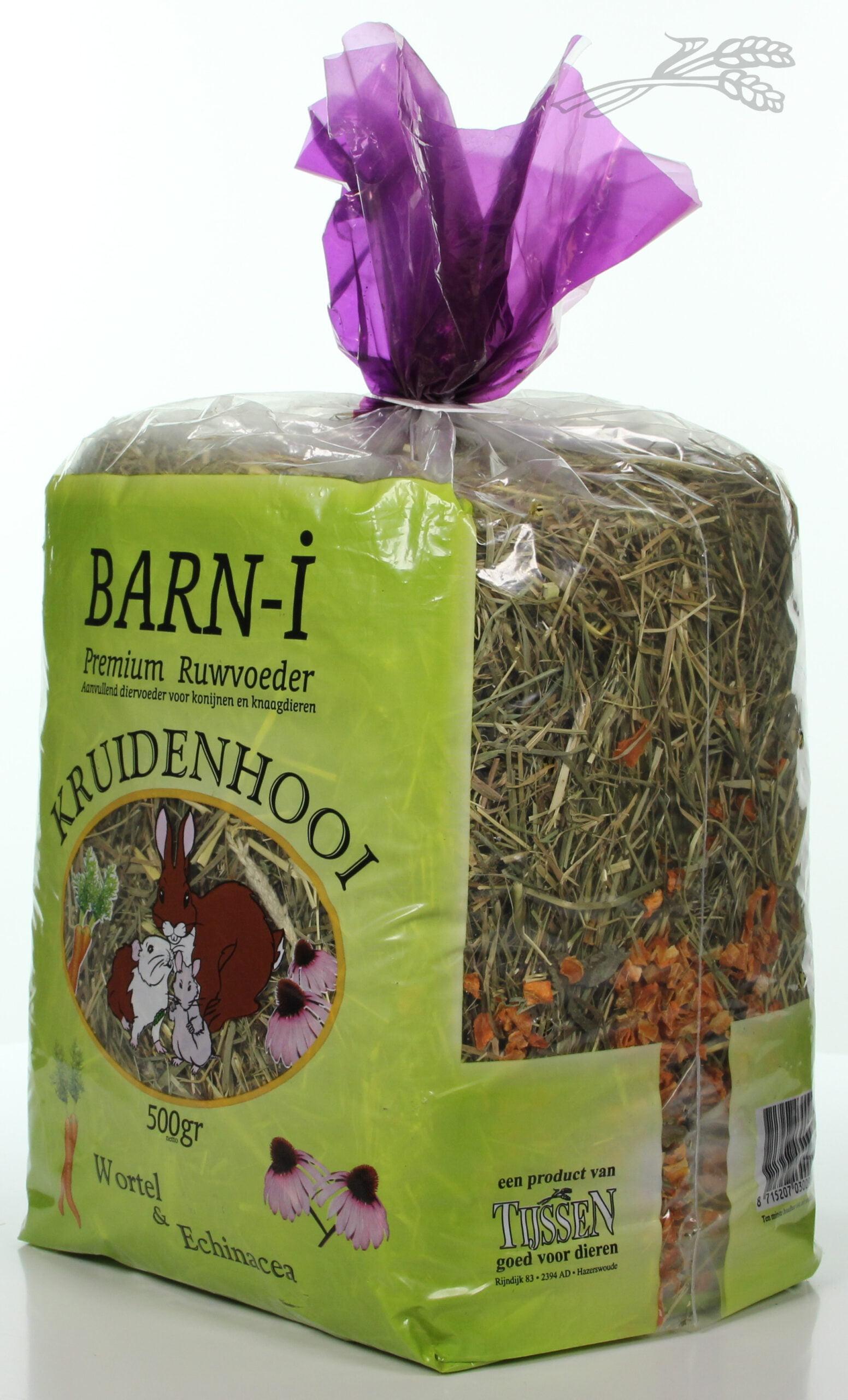 Barn-i Kruidenhooi Echinacea en wortel 500gr