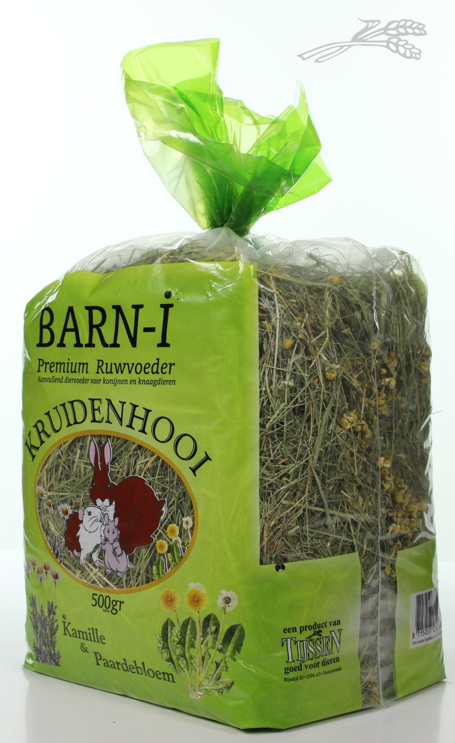 Barn-i Kruidenhooi Kamille & Paardenbloem 500gr