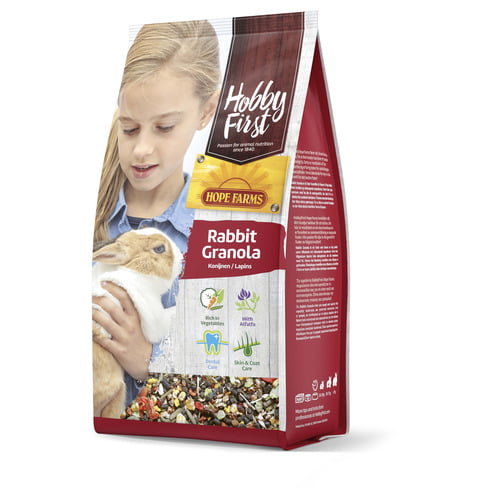 HobbyFirst Hope Farms Rabbit Granola 0.8kg
