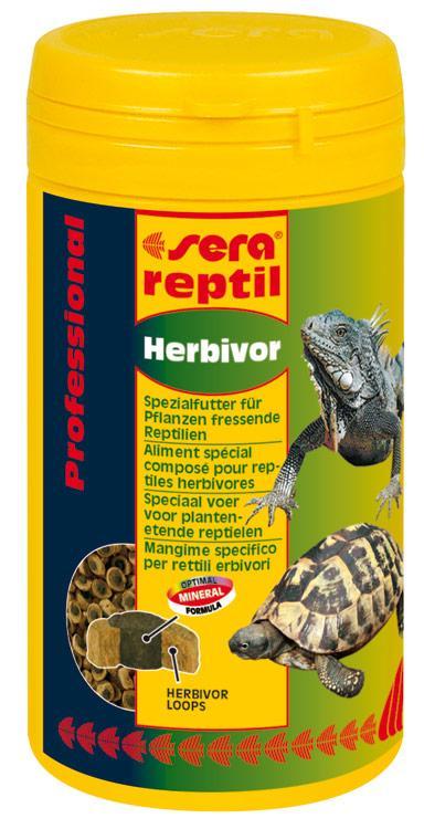 Sera Reptil Prof.herbivor 250ml