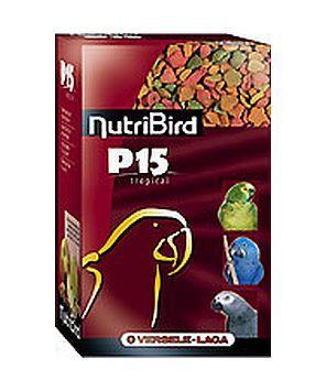 Nutribird P15 Tropical – Onderhoud 4kg