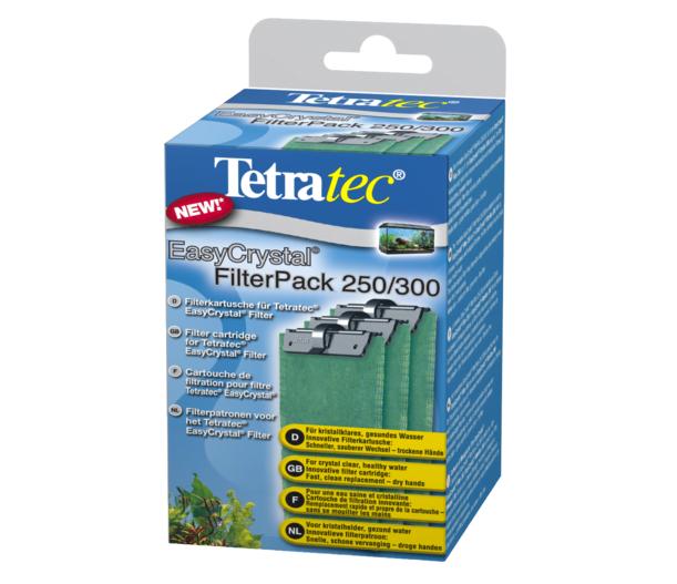 Pak 3 Easycristal Filterpack 250/300