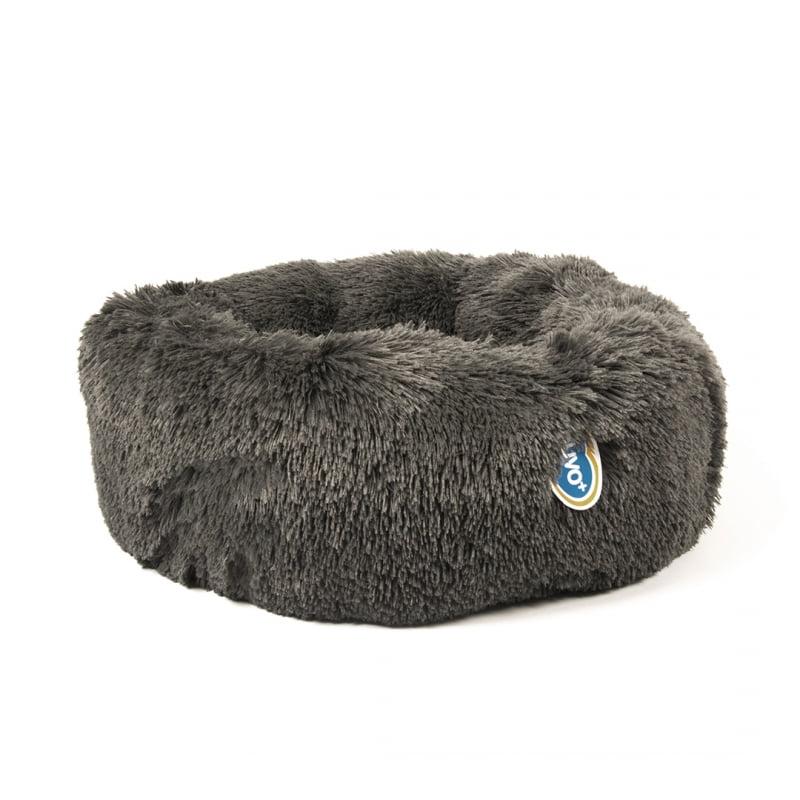 Duvo Donut Fuzz Dark Grey -M-