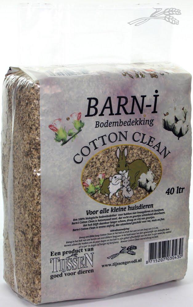 Bodembedekking 40ltr. cotton comfort