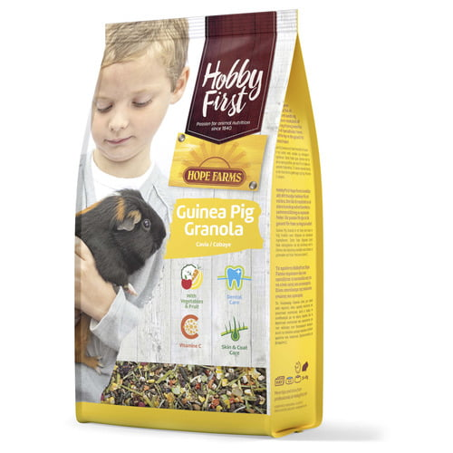 HobbyFirst Hope Farms Guinea Pig Granola 2kg
