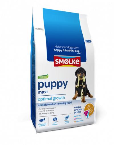 Smolke Hond Puppy Maxi 12kg