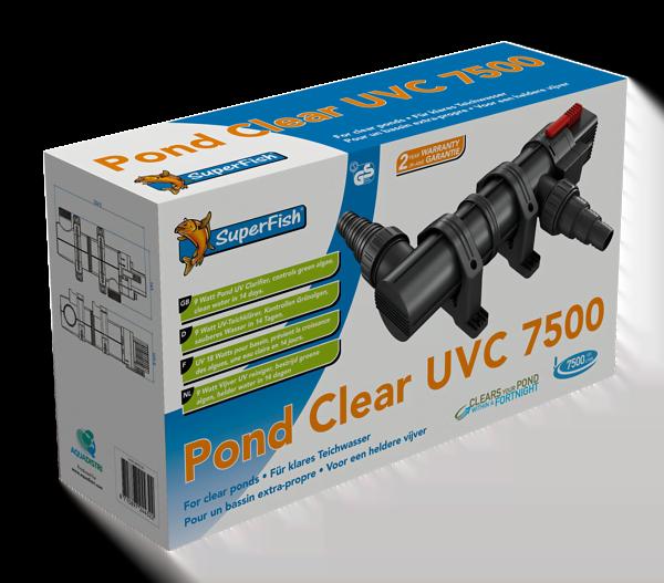 SF PONDCLEAR UVC 9W/7.500 LTR