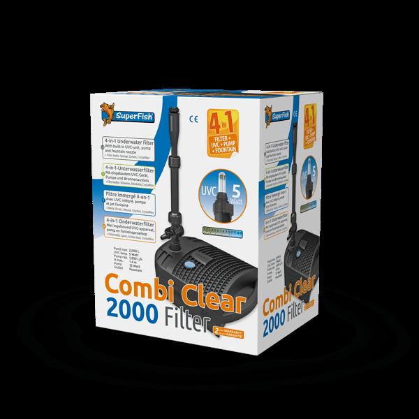 SF COMBI CLEAR 2000-UVC5W-POMP1000L