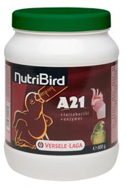 Nutribird A21 – Voor Alle Baby-vogels 800gr