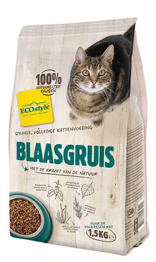 Ecostyle Kat Blaasgruis 1,5kg