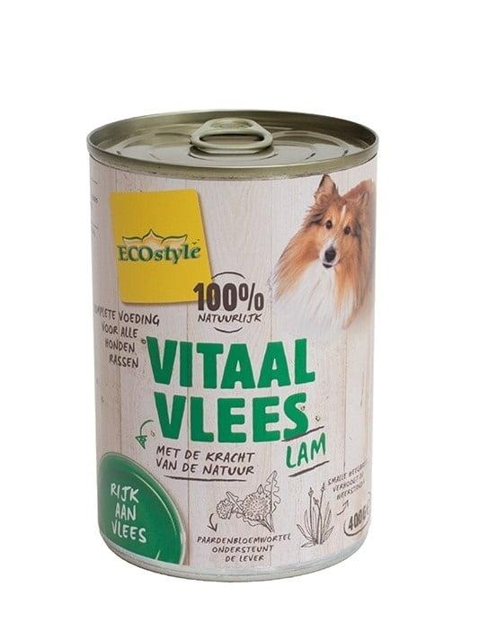 Ecostyle Vitaalvlees Lam 400gr