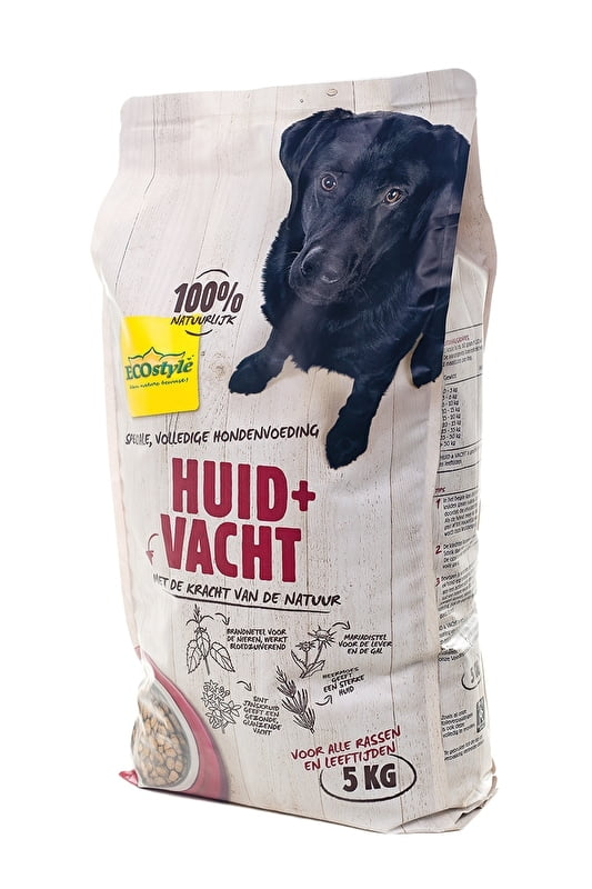 Ecostyle Hond Huid & Vacht 5kg