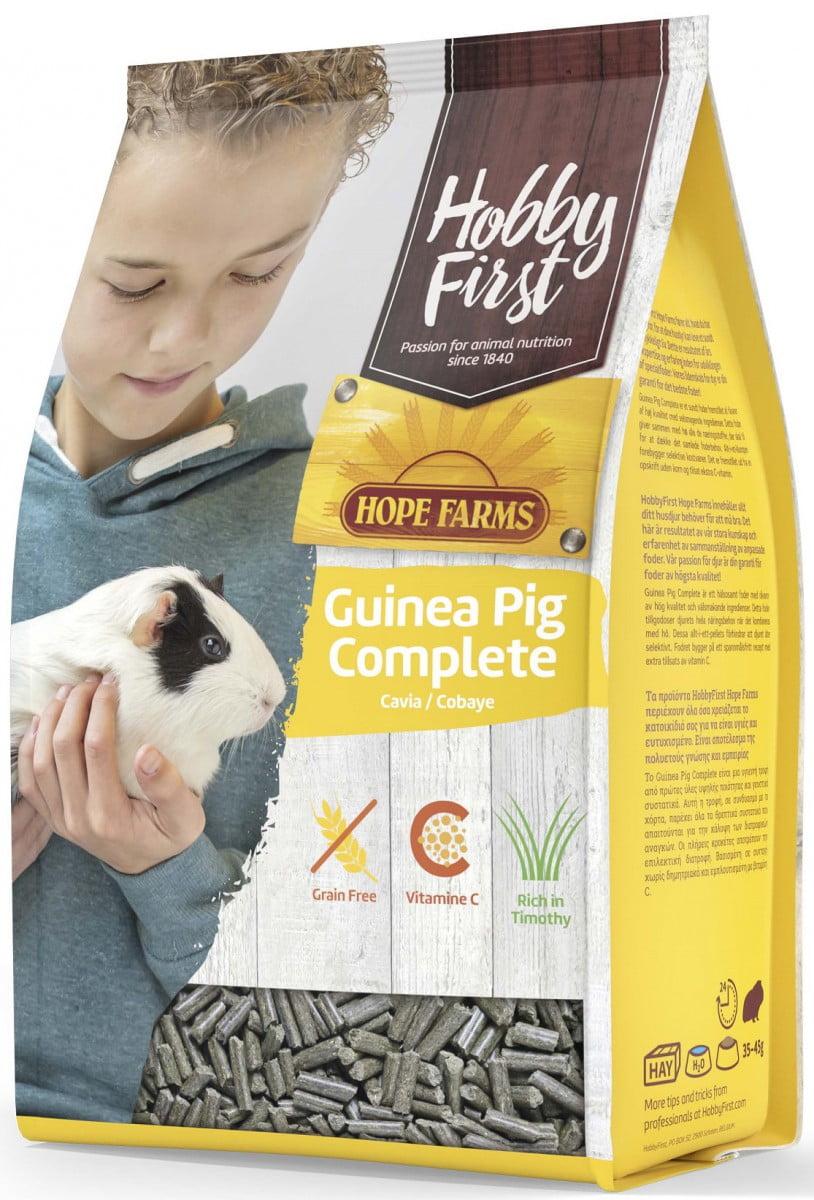 HobbyFirst Hope Farms Guinea Pig Complete  3kg