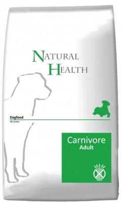 Natural Health Dog Carnivore Adult 15kg
