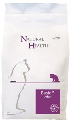 Natural Health Cat Basic 5 Adult 2,5kg