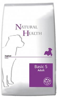 Natural Health Dog Basic 5 Adult 2.5 kg