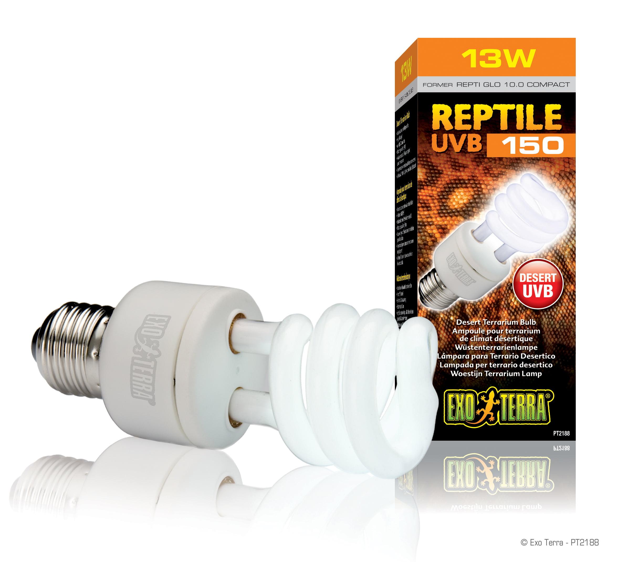 Ex Repti Glo 10.0 Woestijnlamp 13w