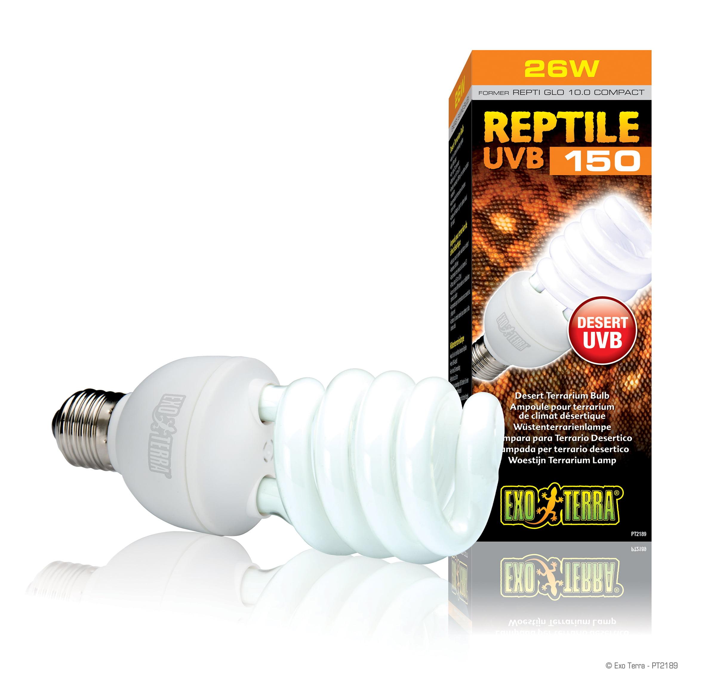 Ex Repti Glo 10.0 Woestijnlamp 26w