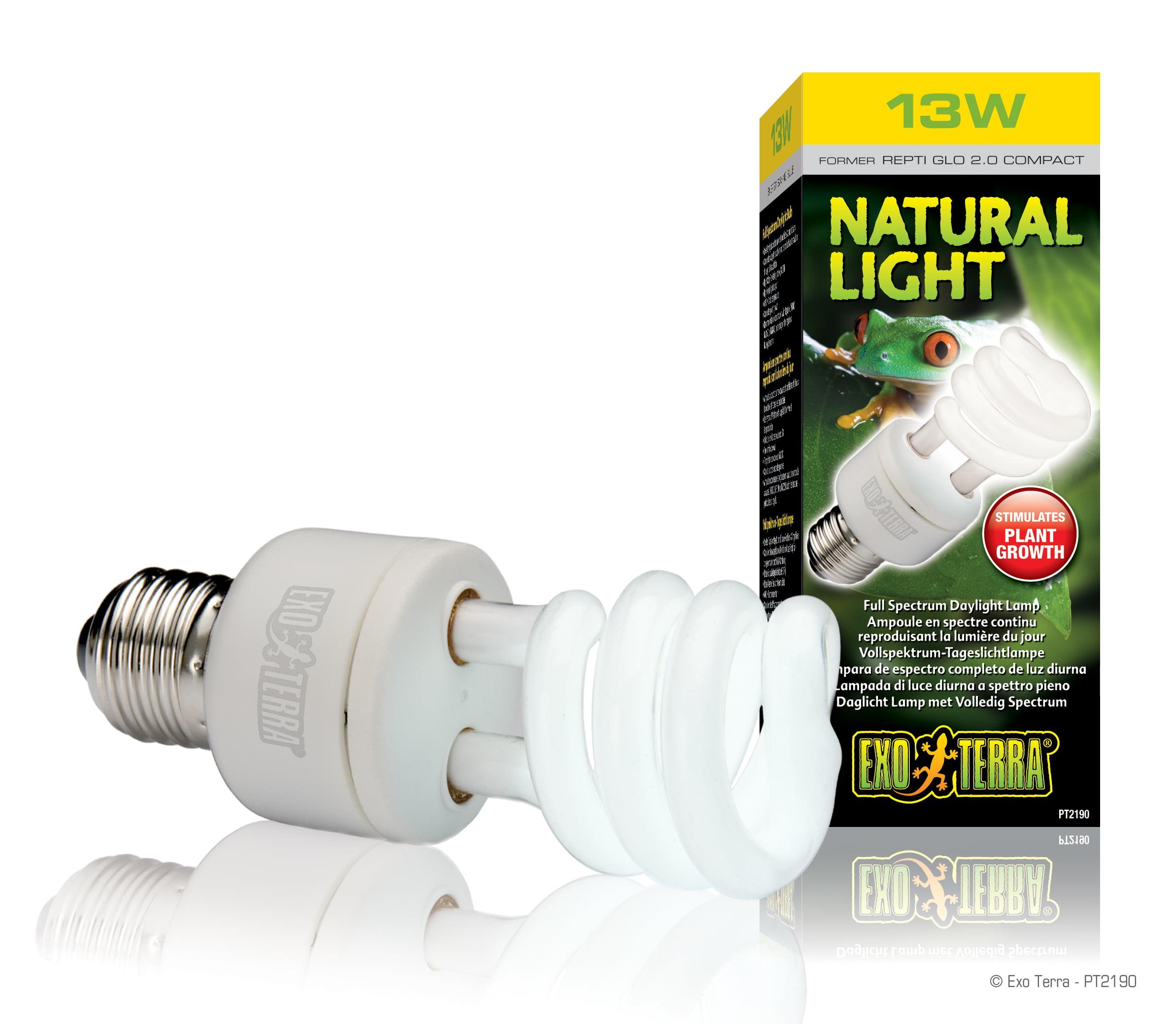 Ex Natural Light Volspectrumlamp 13w