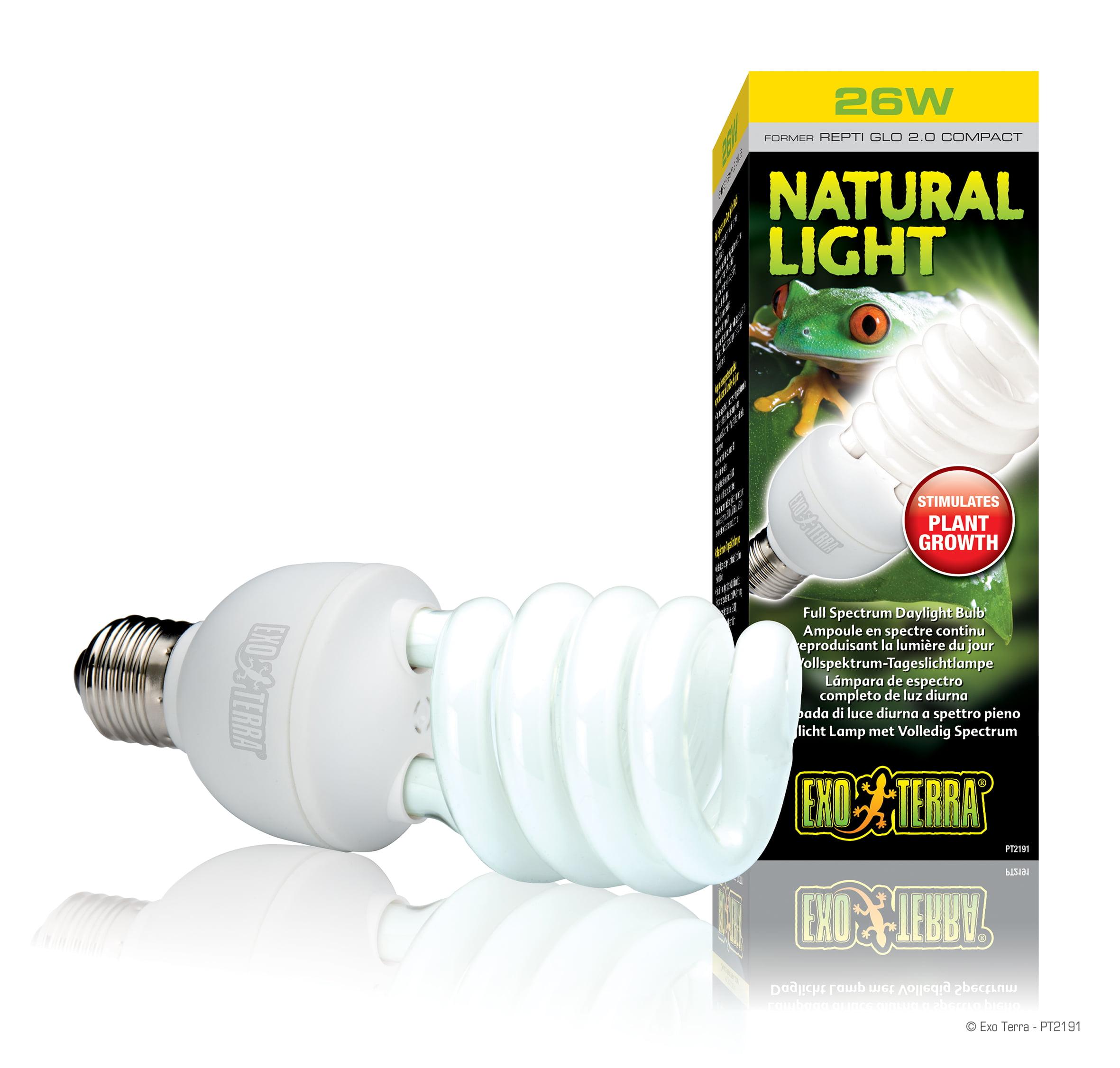 Ex Natural Light Volspectrumlamp 26w