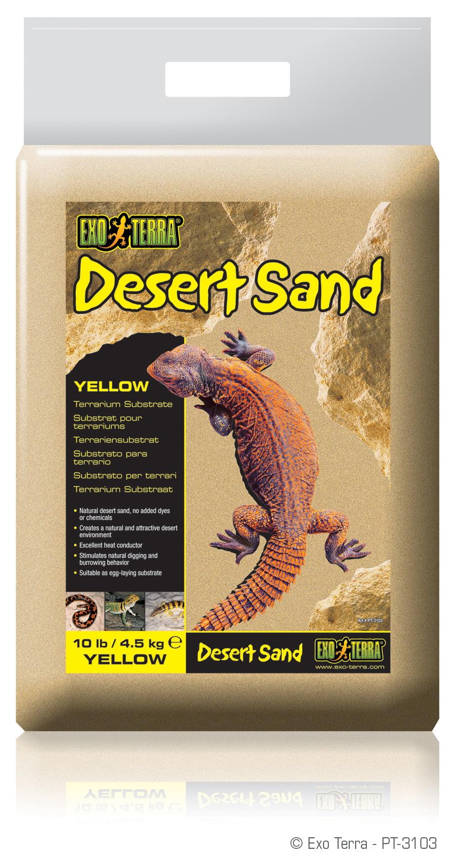Ex Desertsand Geel 4,5kg